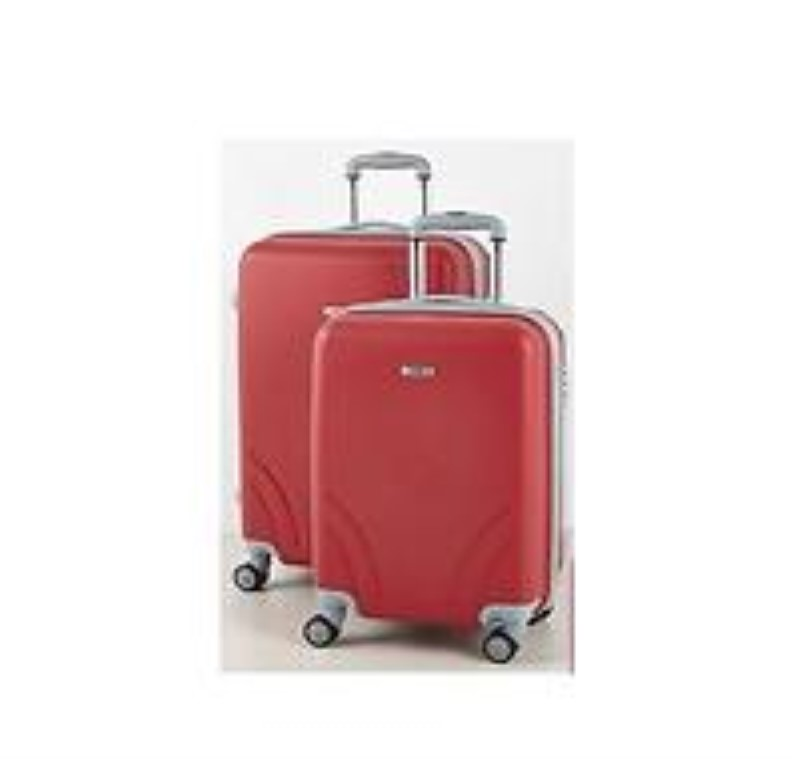5d3c7f25b5d24 Vitrinim.net-TUTQN Kırılmaz Plastik Bavul 2#39Li Valiz Set %100 PP ...